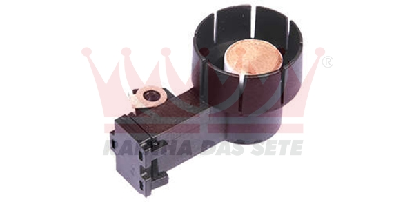 PORTA ESCOVAS ALTERNADOR DELCO 12 VOLTS GM BUICK / PONTIAC / OLDSMOBILE   2 ESCOVAS CS 130D - SÉRIES IR / IF 10479214 / 10479215 10475746