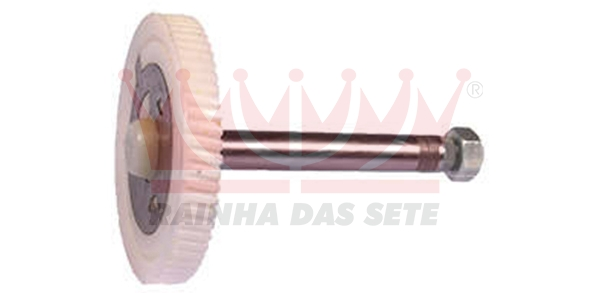 ENGRENAGENS - MOTOR DO LIMPADOR DE PARABRISAS GM D 20 / D 40 FORD F 4000 / F 1000 9 391 453 641